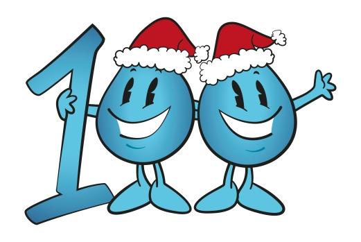 100 años Herogra Navidad