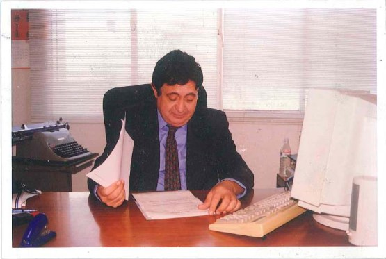 Jose Luis Sanchez-Garrido