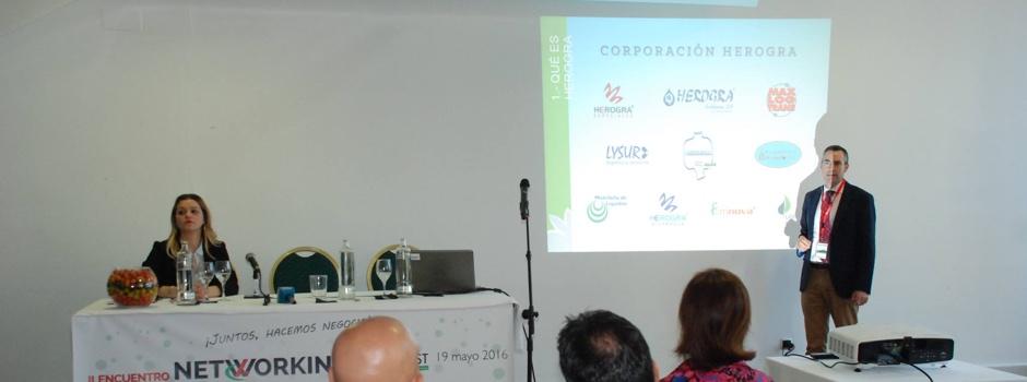 Herogra Especiales en el II NETWORKING Costa Tropical deGranada