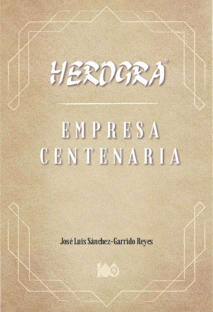 Portada libro Centenario Herogra