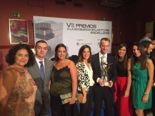 Premio excelencia a las PYMES Andaluzas 2016