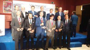Premiados excelencia a las PYMES Andaluzas 2016