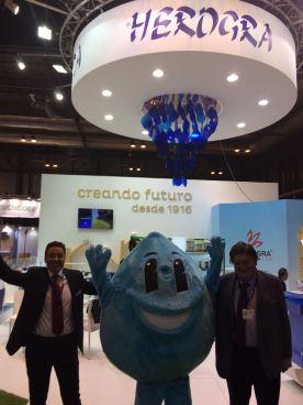 Herogra en Fruit Attraction 2016